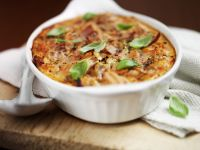 Tuna Gratin Dish recipe