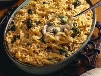 Tuna Noodle Broccoli Casserole recipe