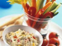 Tuna Pate with Crudites recipe