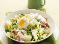 Tuna Salad with Eggs recipe