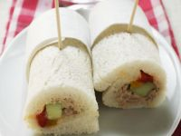 Tuna Sandwich Rolls recipe