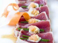 Tuna Sashimi recipe