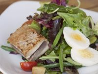 Tuna Steak Nicoise Salad recipe