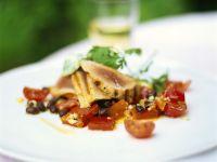 Tuna, Tomato and Bean Salad recipe