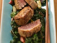Tuna with Vegetables recipe