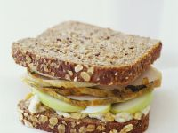 Turkey and Apple Sandwiches recipe