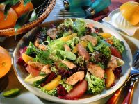 Turkey and Citrus Salad recipe