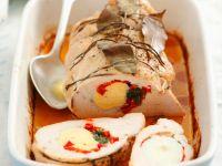 Turkey Bake with Egg Filling recipe