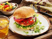 Turkey Burger recipe