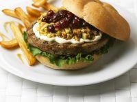 Christmas Dinner Burgers recipe
