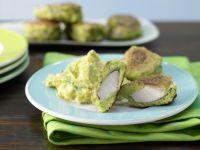 Turkey Nuggets with Zucchini Coating recipe