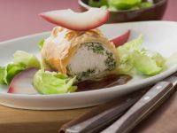 Turkey Pastry Wrap recipe