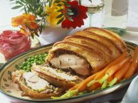 Turkey En Croute recipe