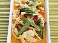 Turkey Red Curry (Thai-style) recipe
