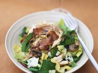 Turkey Salad with Bacon recipe