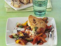 Turkey with Ratatouille recipe