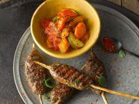 Turkish Ground Meat Kebabs recipe