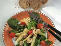 Turnip Salad with Arugula recipe