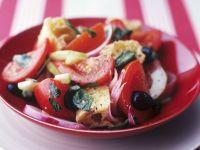 Tuscan Bread Salad recipe