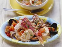 Tuscan Fish Stew recipe