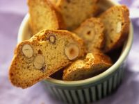 Tuscan Nut Cookies recipe