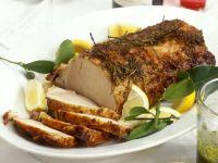 Tuscan Roast Pork recipe