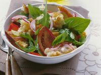 Tuscan Tomato and Bread Salad