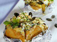 Gourmet Jacket Potatoes recipe