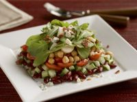 Two-bean Salad with Arugula recipe