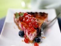 Two Berry Cream Cheese Tart recipe