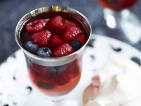 Two Berry Jelly Cups recipe