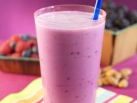 Two Berry Power Drink recipe