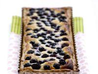 Two Berry Rectangular Torte recipe