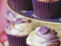 Two Colour Blueberry Buns recipe