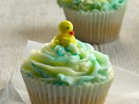 Two Colour Easter Cupcakes recipe