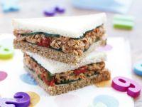 Two Colour Tuna Sandwiches recipe