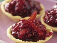 Two Fruit Mini Tarts recipe