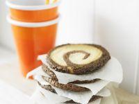Two-tone Swirl Cookies recipe