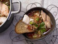 Umbrian Fish Soup recipe
