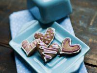 Valentine's Day Ginger Cakes recipe