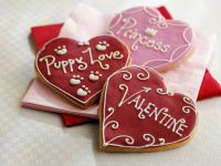 Valentine's Day Heart Cookies recipe