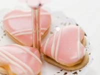Valentine's Day Iced Cookies recipe