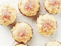 Vanilla and Orange Cupcakes recipe