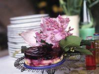 Mixed Berry Gateau recipe