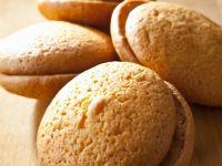 Vanilla Mini Cake Pies recipe