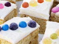 Vanilla Squares recipe