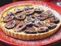 Fig and Custard Tart recipe