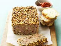 Veal and Mushroom Meatloaf recipe