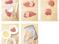 Veal Cordon Bleu recipe