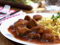 Veal Goulash recipe